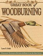 Great Book of Woodburning by Lora S Irish