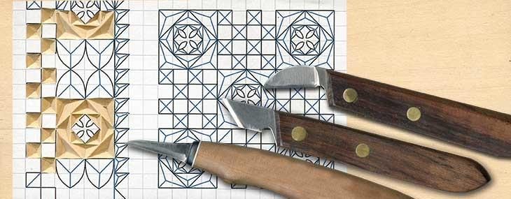 Free online chip carving seminar by lora irish