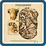 Animal Portrait Pyrography by Irish