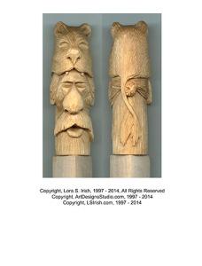 Free Wood Carving Patterns by Lora Irish