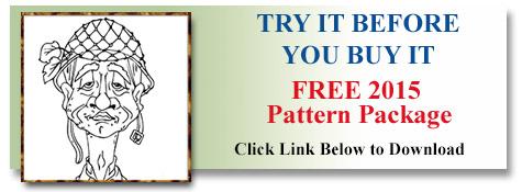 Free Carving Patterns by Lora Irish