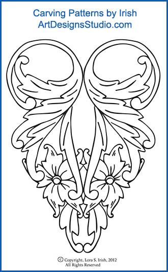 Lora S Irish Carving Patterns