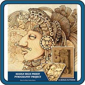 Pyrography e-Project by Lora Irish