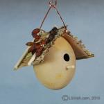 Craft Gourd Art Bird House Project