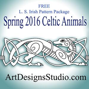 Spring 2016 LSIrish Free Pattern